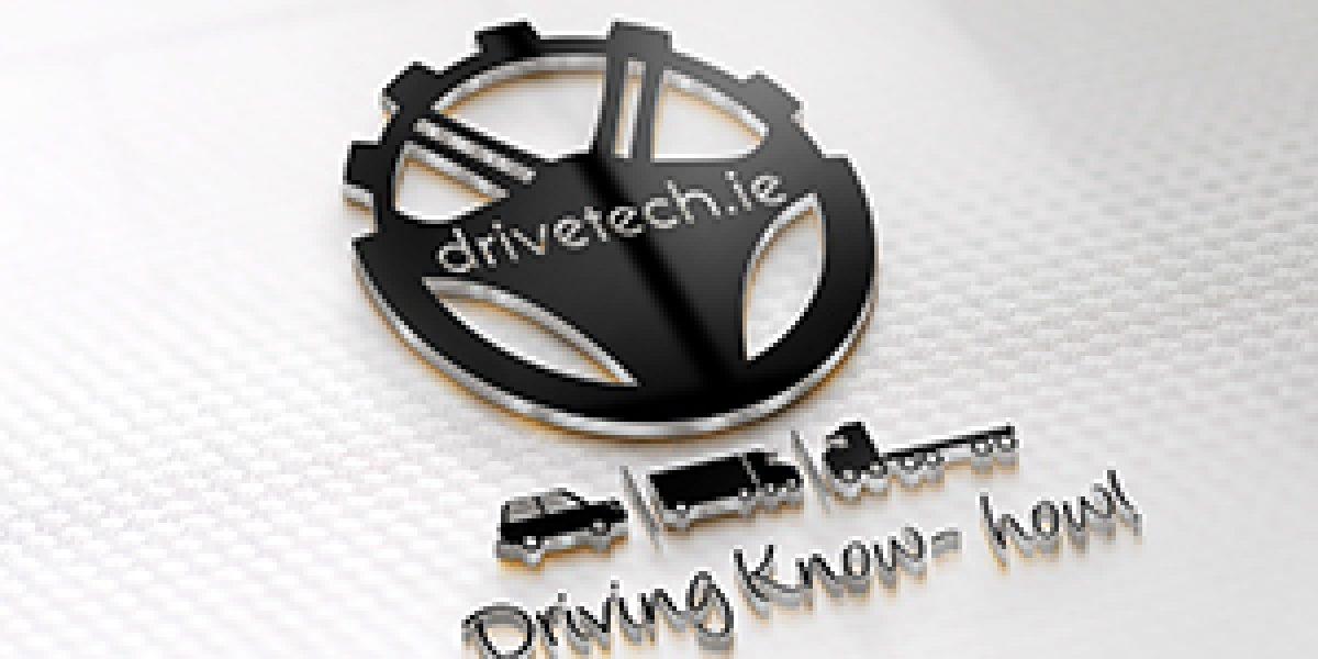 Drive Tech Logo brand